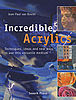 Books : Incredible Acrylics