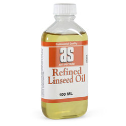 Oil: Art Spectrum Refined Linseed Oil 100ml