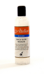 Acrylic: Atelier Thick Slow Medium 250ml