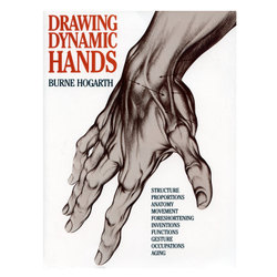 Drawing: Drawing Dynamic Hands