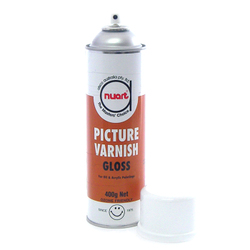 Sprays: Nuart Picture Varnish Gloss 400g
