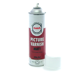 Sprays: Nuart Picture Varnish Matt 400g