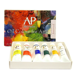 Sets: Art Prism Oil Set of 6