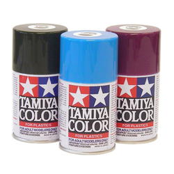 Model Paint: Tamiya Spray Can TS-32 Haze Grey