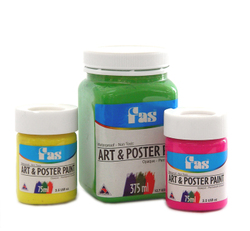 Low Cost Water-Base Paint: FAS Art & Poster Paints