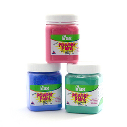 Low Cost Water-Base Paint: FAS School Tempera Powder 600g White