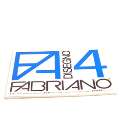 Pads: Fabriano No. 4 Disegno Pads