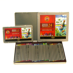 Sets: Koh-I-Noor Progresso Aquarell Pencil Sets