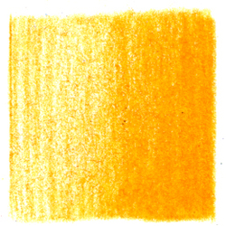 Coloured Pencils: Prismacolor Premier Thick Core Pencils PC1002 Yellow Orange