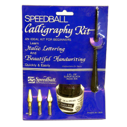 Sets: Speedball Calligraphy Set