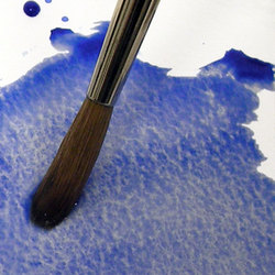 Tips & Techniques : Watercolour  Brush Guide