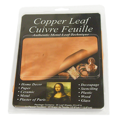 Mona Lisa Copper Leaf (Hobby & Craft: Special Effects) ~ Takapuna