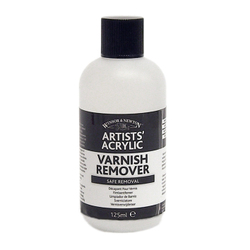 Acrylic: Winsor & Newton Acrylic Varnish Remover 125ml