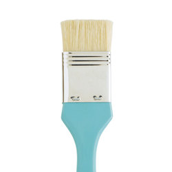 Synthetic: Select Brushes White Bristle Bright 1.5