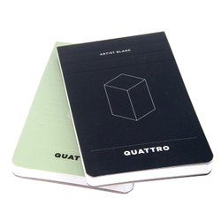Sketchbooks: Quattro Journals