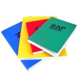 Sketchbooks: 100% Recycled Zap Books
