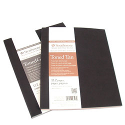 Sketchbooks: Strathmore Series 400 Softcover Toned Sketchbooks
