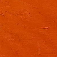 Oil -Professional: Gamblin 1980 Oil Colors 37ml S3 Cadmium Orange