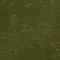 Oil -Professional: Gamblin 1980 Oil Colors 37ml S2 Olive Green
