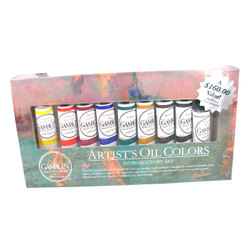 Sets: Gamblin Artist's Oil Colors Introductory Set
