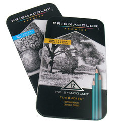 Sets: Prismacolor Turquoise Pencils Sets