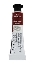 Watercolour -Professional: Daler-Rowney Artist Watercolour 5ml S1 Indian Red