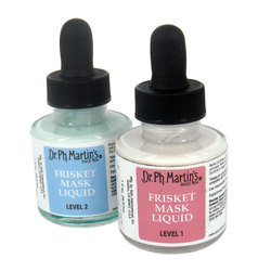 Watercolour: Dr Martin's Frisket Mask Liquid