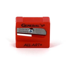 Sharpeners: General's Little Red All-Art Sharpener