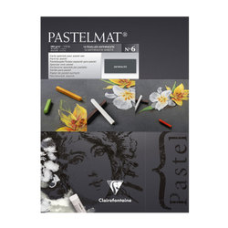 Pads: Pastelmat Pads 300 x 400 No 6 Anthracite