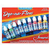 Hobby & Craft: Textile Paint/Markers : Dye-Na-Flow Exciter Pack