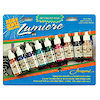 Hobby & Craft: Textile Paint/Markers : Lumiere Halo & Jewels Exciter Pack