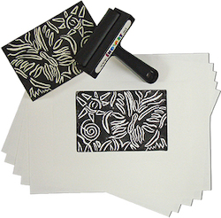 Papers: Masterpiece Block Printing Paper 100 sheets